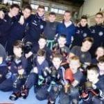 I giovani fighters coresi di kick boxing tornano a casa con 18 medaglie