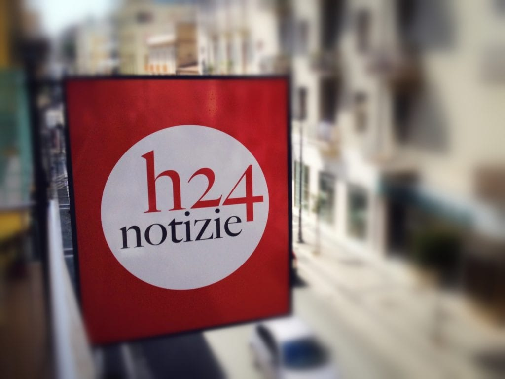 H24 Notizie Logo