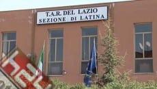 Il Tar di Latina