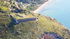 Il tempio di Giove Anxur a Terracina