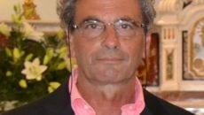 *Il presidente del Gaeta Calcio Mario Belalba*