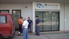 Il sequestro della banca dati Aser nel giugno 2010