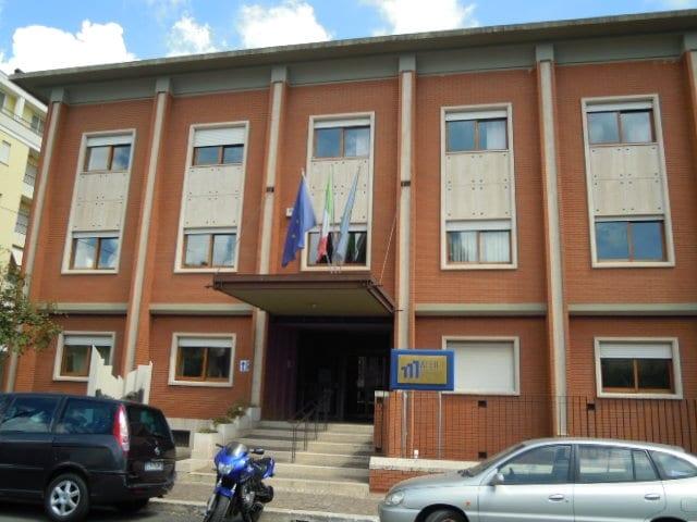 La sede dell'Ater a Latina