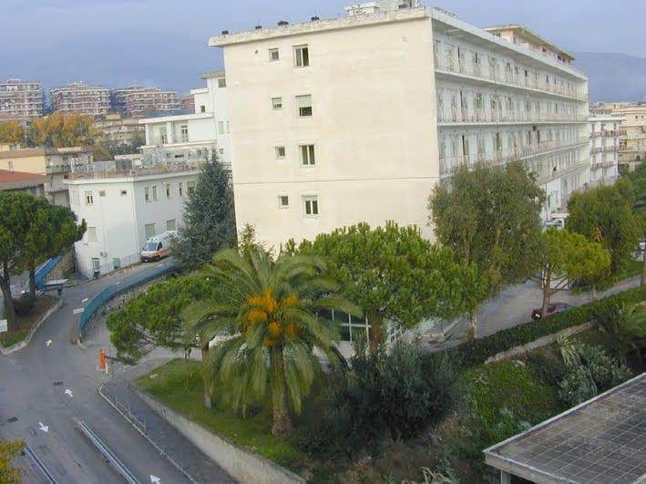 L'ospedale Dono Svizzero di Formia