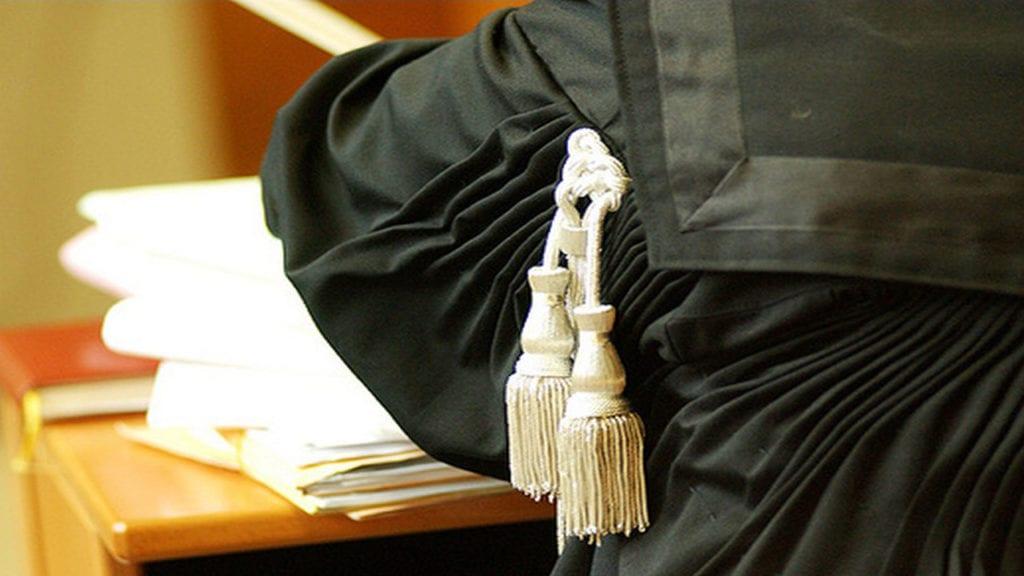 tribunale toga