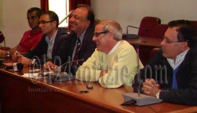Il gruppo consiliare dell'Udc di Formia