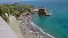 Ventotene - Spiaggia di Calanave