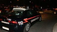 carabinieri parcheggio