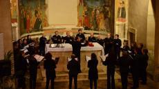 coro Polifonico LUmina Vocis  a S.Oliva