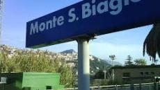 (foto) stazione Monte San Biagio