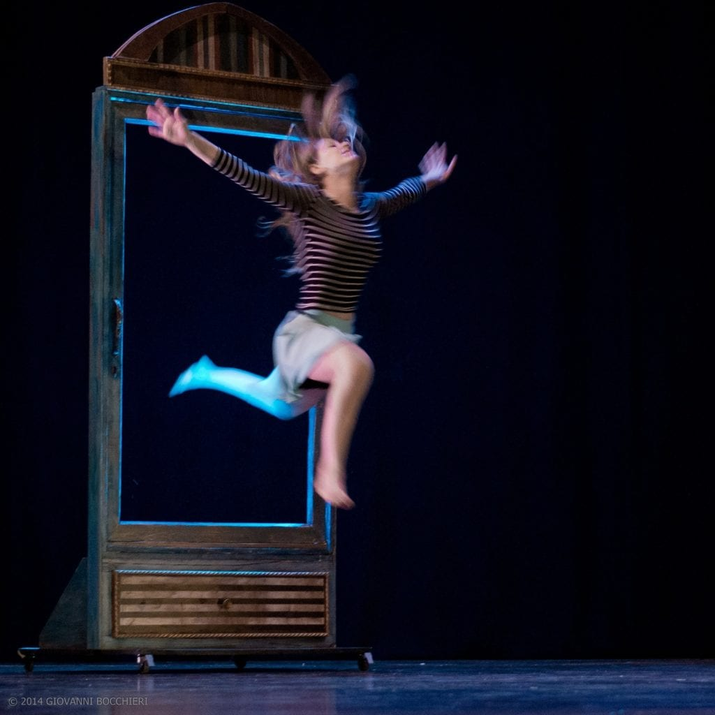 Nuovo appuntamento della rassegna raccontar danzando al - Specchio dell amata parafrasi ...