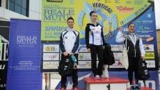 Ivonne Martinucci sul podio