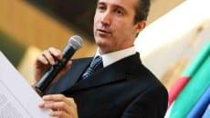 Il sindaco di Sperlonga Armando Cusani