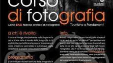 locandina corso fotografico Oltre le immagini
