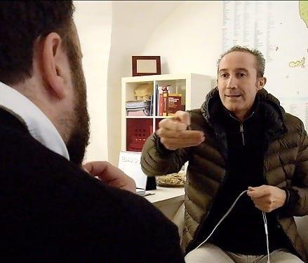 Armando Cusani intervistato da Michele Marangon nel febbraio 2015