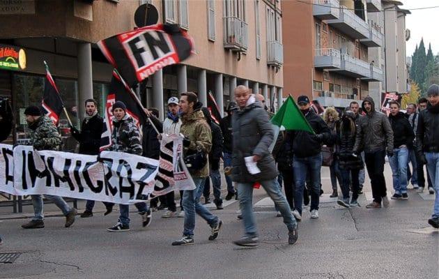 forza nuova omosessuali Trieste