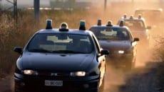 carabinieri blitz