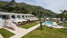 L'hotel Grotta di Tiberio