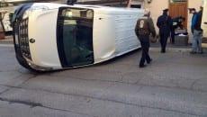 incidente furgoni fondi