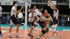 top volley latina - modena 2015