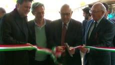 Da sinistra Claudio Fazzone, Aldo Zangrillo, Sandro Bartolomeo e Pino Simeone