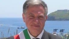 Giuseppe Assenso, sindaco di Ventotene