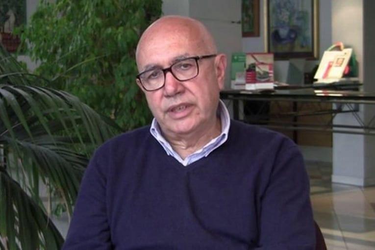il sindaco Sandro Bartolomeo