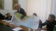 Bartolomeo mostra i grafici Prg - 9 novembre 2013 -