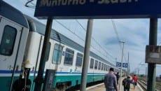 Stazione di Minturno Scauri