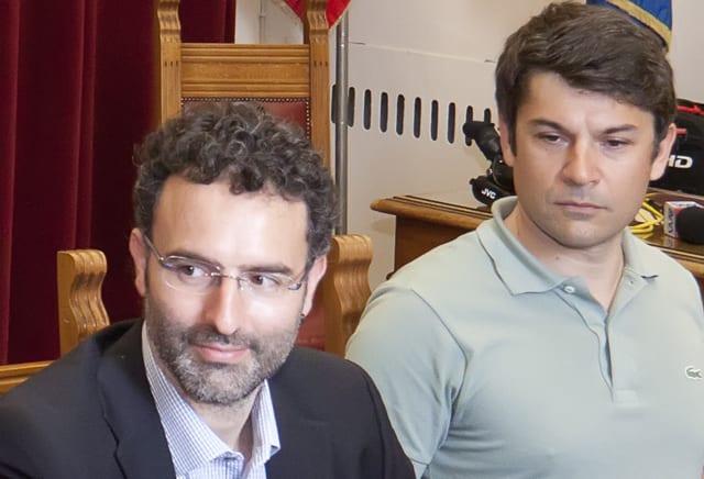 Alessio Ciacci e Raphael Rossi