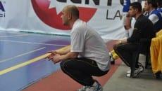 Massimiliano Paluzzi, nuovo allenatore del Real Podgora