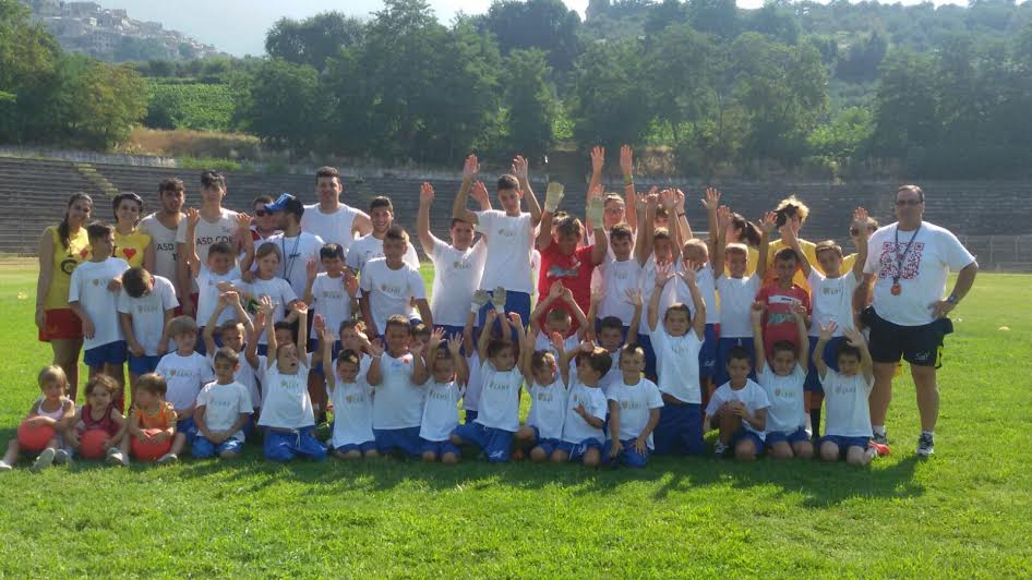 Torna il Summer Camp dell'ASD Cori Calcio