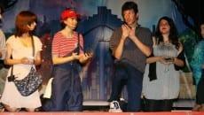 teatro i ragazzi dell'istituto san francesco in scena