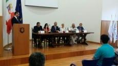 La presentazione della Polisportiva Annunziata presso il Centro Remiero Sabaudia