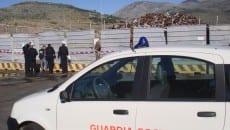 Ferro sequestrato al Porto di Gaeta