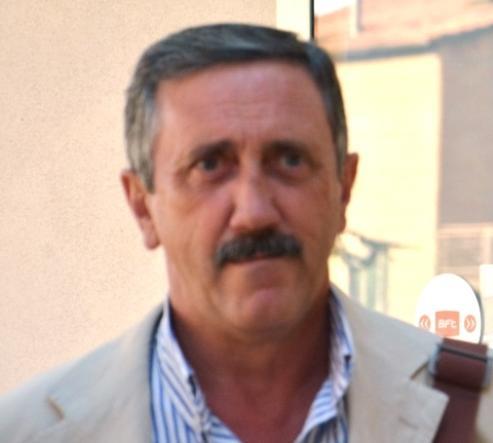 L'autista del sindaco Luigi Favoccia
