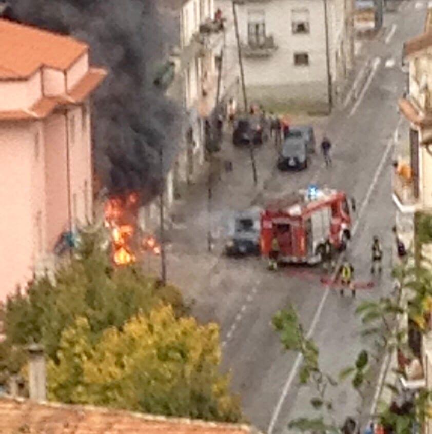 Incendio Itri Ottobre2015 H24notizie H24 Notizie Portale