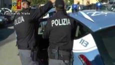 Una fase degli arresti a ottobre 2015