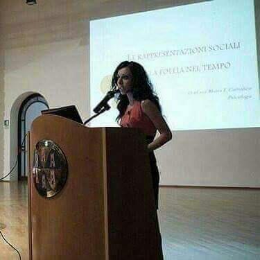 Gaeta Sporting Club: nuova figura in organigramma, la psicologa Maria Cattolico