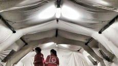 Fondi Croce rossa Cri