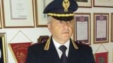 Il dirigente del Commissariato di Gaeta Maurizio Mancini