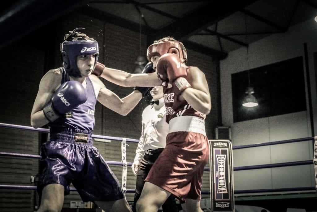 Boxe Latina