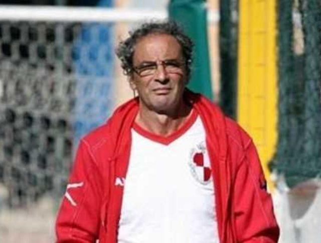 Il presidente del Gaeta Mario Belalba