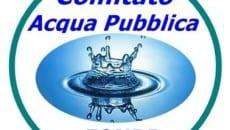 Acqua pubblica Fondi 1