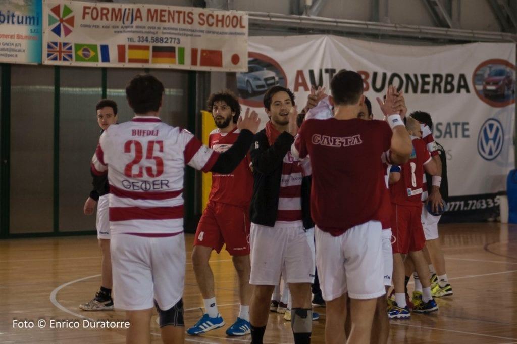 Lupo Rocco Gaeta contro il Benevento