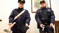 Nando Ginnetti - ARRESTO CARABINIERI POLIZIA RAPINATORI CARREFOUR EUROSPIN ASCIA LATINA