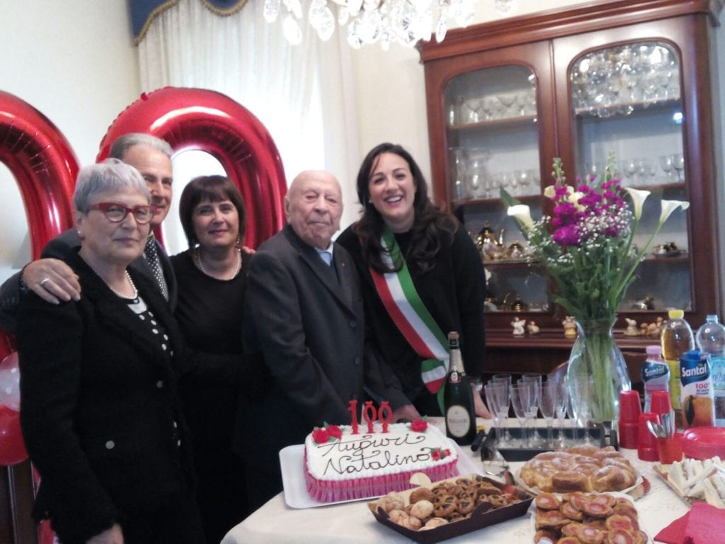 natalino martufi 100 anni