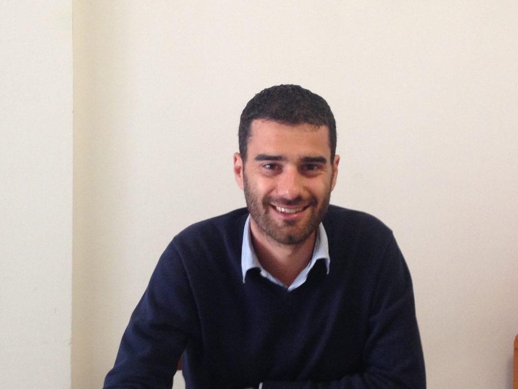 """Il candidato sindaco di """"Sperlonga Cambia"""", Toscano"""