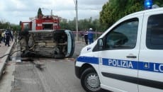 Incidente via Carrara
