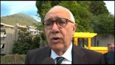 Il sindaco di Formia Sandro Bartolomeo